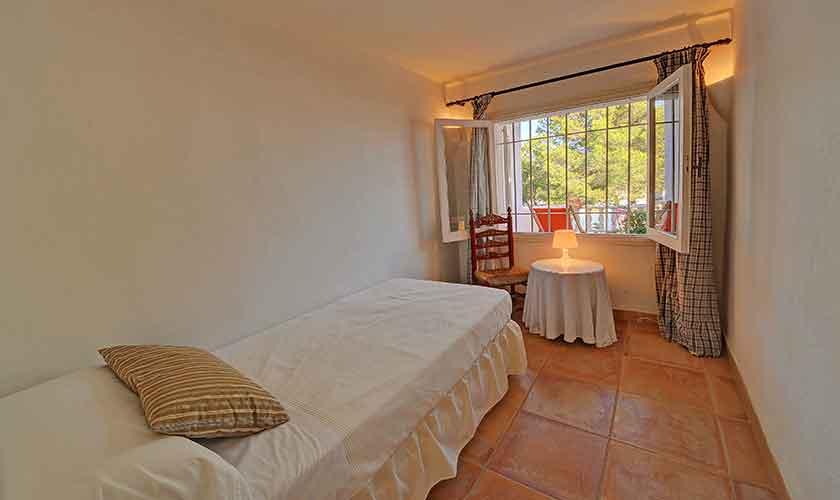 Einzelzimmer Ferienvilla Mallorca Cala d´Or