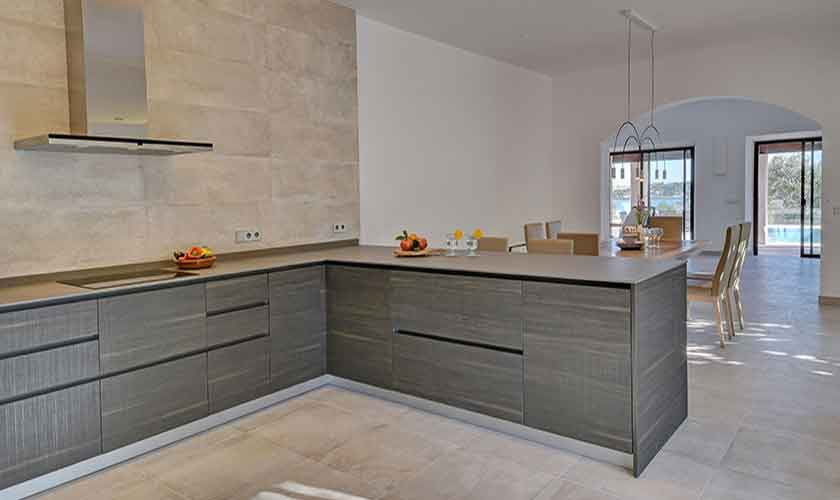 Küche Ferienhaus Mallorca Ostküste PM 6610
