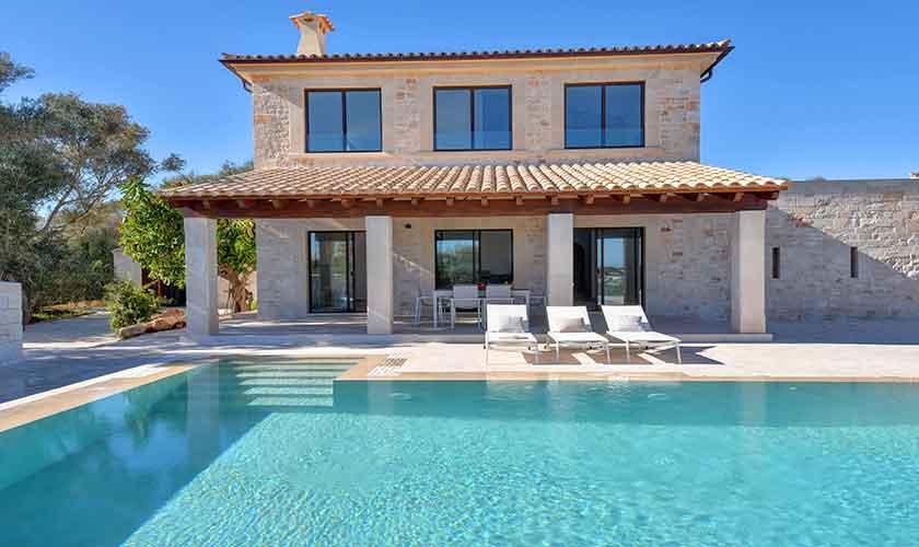 Pool und Ferienhaus Mallorca Ostküste PM 6610