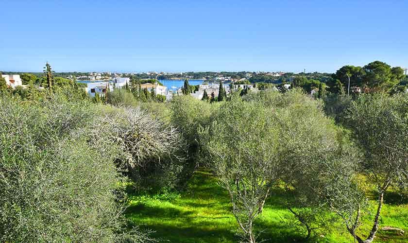 Landschaft Ferienhaus Mallorca Ostküste PM 6610