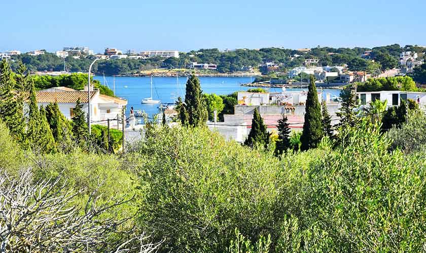 Meerblick Ferienhaus Mallorca Ostküste PM 6610