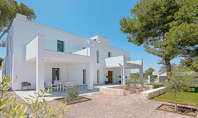 Böick auf die  Ferienvilla Mallorca pM 6615