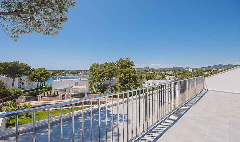 Blick von der Ferienvilla Mallorca pM 6615