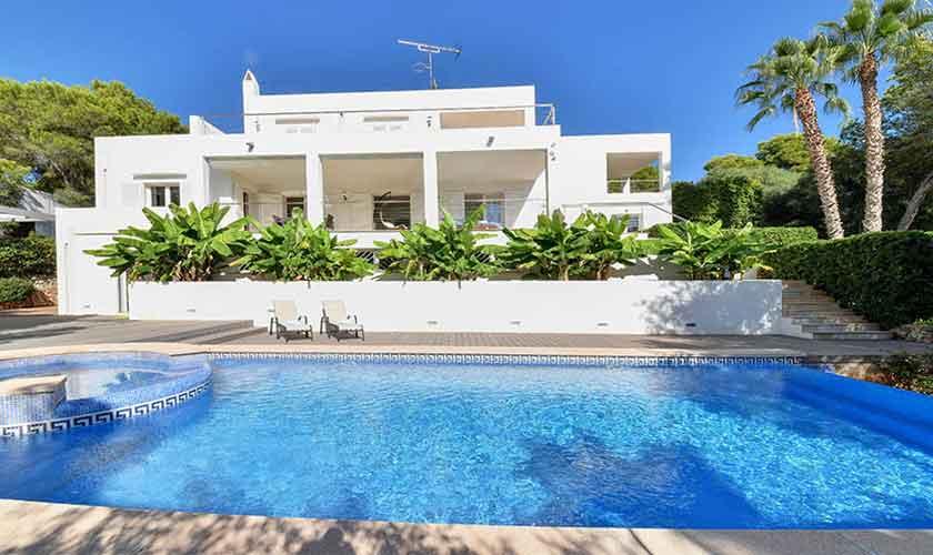 Pool und Ferienhaus Mallorca PM 6616
