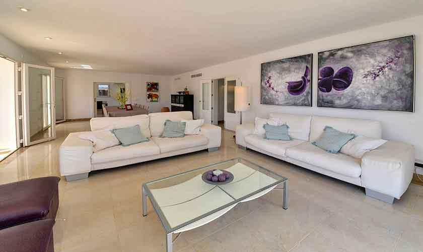 Wohnraum Ferienhaus Mallorca PM 6616