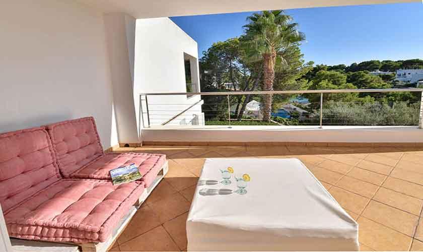 Terrasse Ferienhaus Mallorca PM 6616