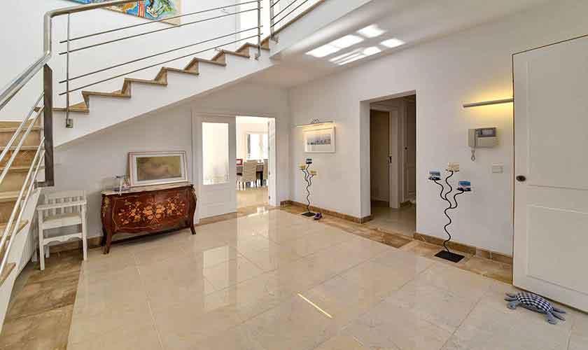 Eingangsbereich Ferienhaus Mallorca PM 6616