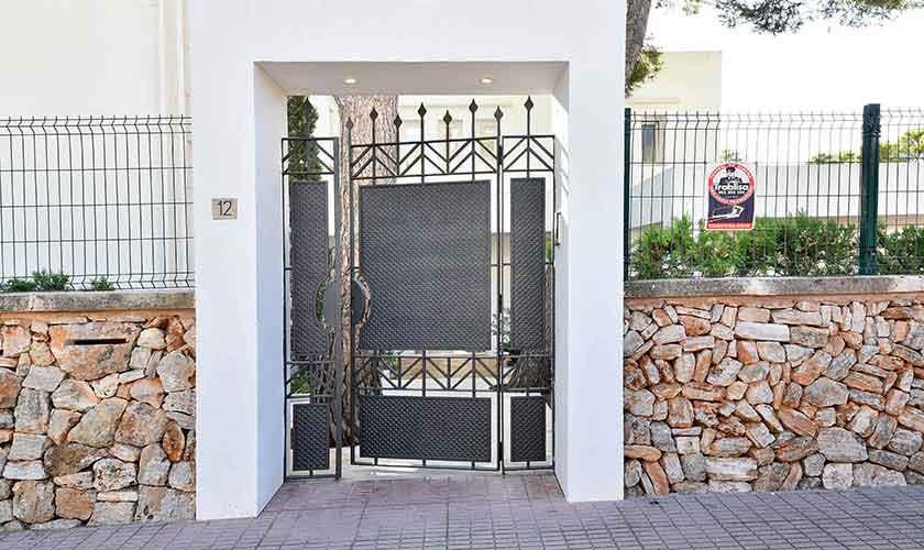 Eingang Ferienhaus Mallorca PM 6616