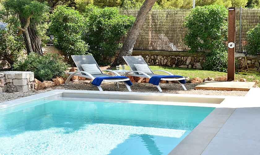 Poolblick Ferienvilla Mallorca PM 6617