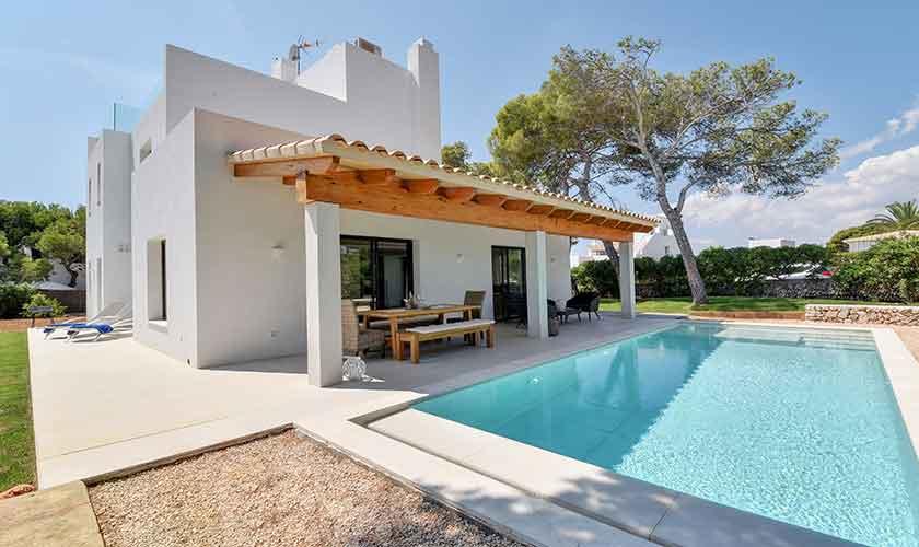 Pool und Ferienvilla Mallorca PM 6617