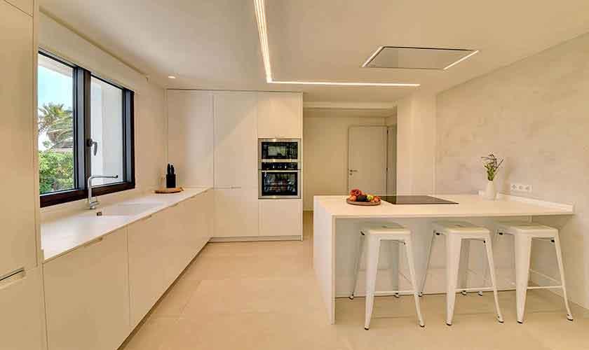 Küche Ferienvilla Mallorca PM 6617