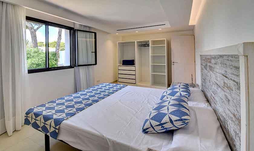 Schlafzimmer  Ferienvilla Mallorca PM 6617