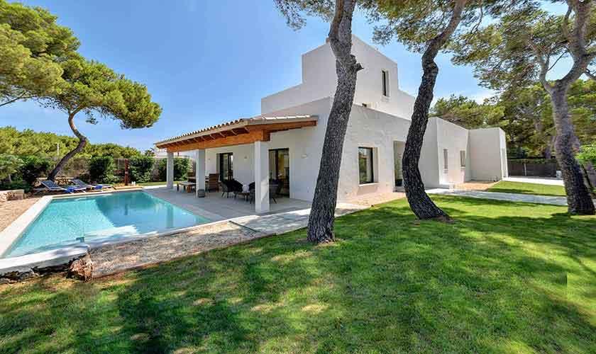 Garten Ferienvilla Mallorca PM 6617