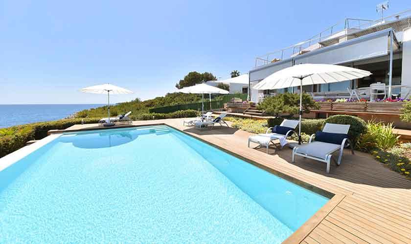 Pool und Meerblick Villa Mallorca PM 6618
