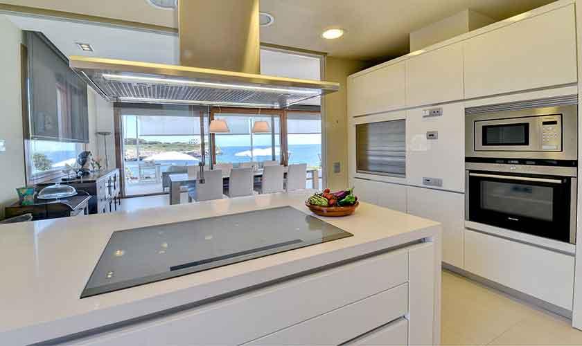 Küche Ferienvilla Mallorca PM 6618