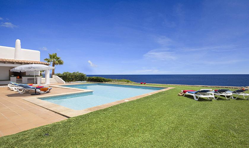 Mallorca Villa Pool und Meer PM 6618