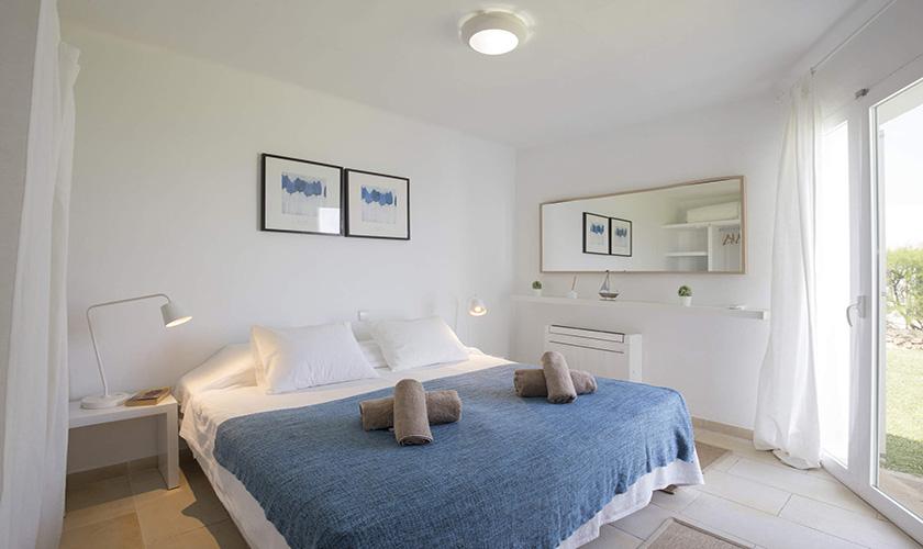 Schlafzimmer Mallorca Villa am Meer PM 6618