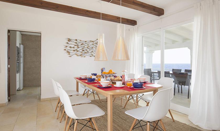 Wohnraum Mallorca Villa am Meer 6618