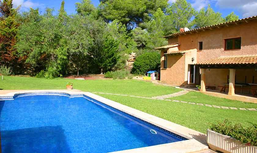 Pool und  Finca Mallorca PM 6620