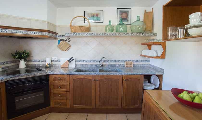 Küche Finca Mallorca PM 6620
