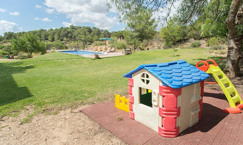 Spielgerät für Kinder Finca Mallorca PM 6620