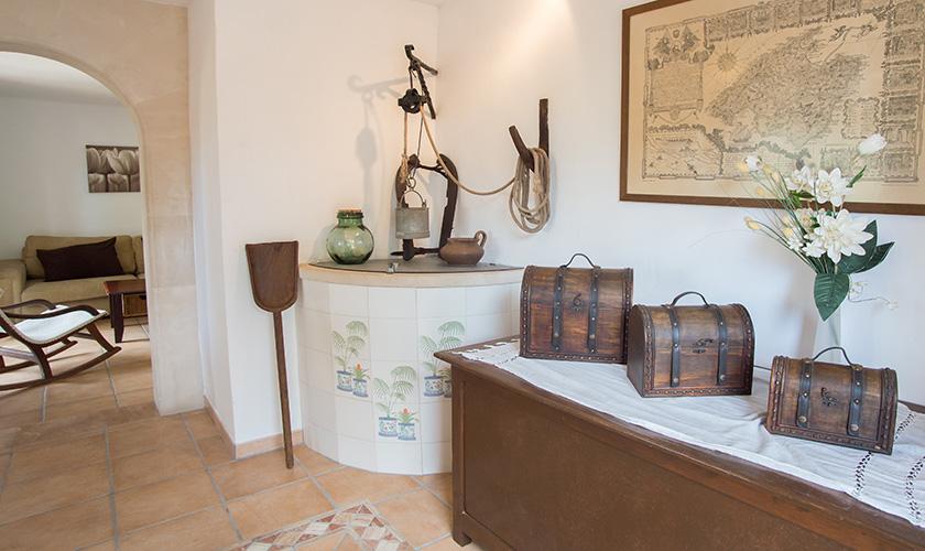 Wohnraum Finca Mallorca PM 6620