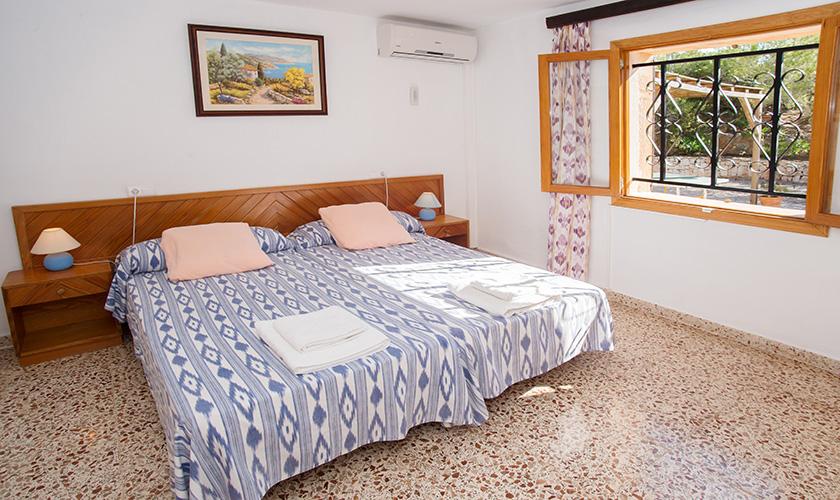 Schlafzimmer Finca Mallorca PM 6620