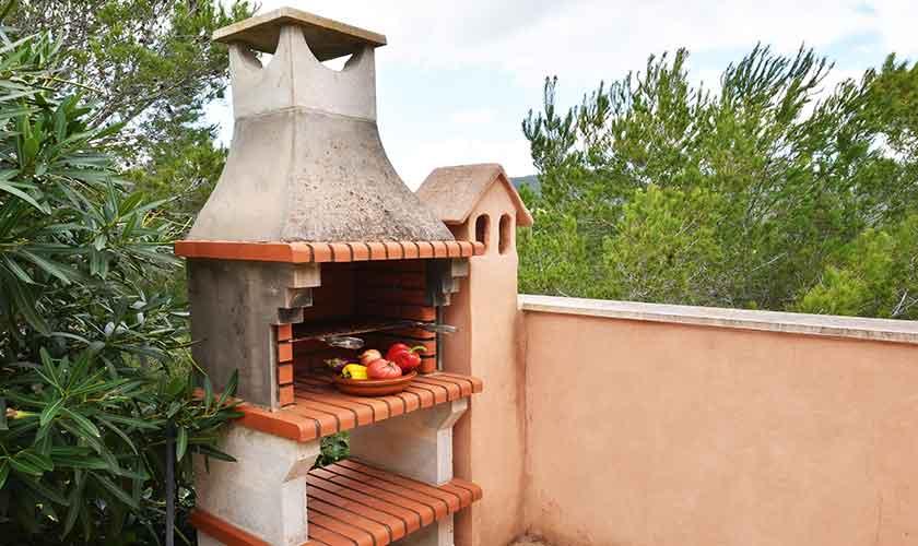Grill Finca Mallorca Südosten PM 6621