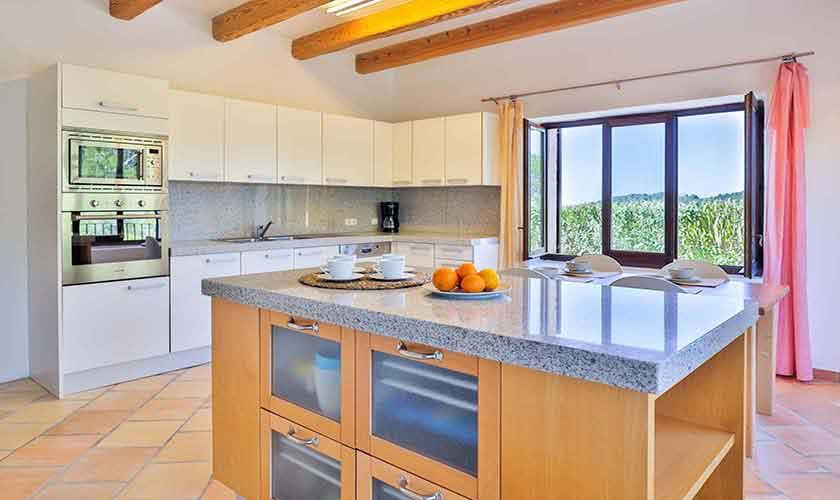 Küche Finca Mallorca Vall d´Or PM 6621