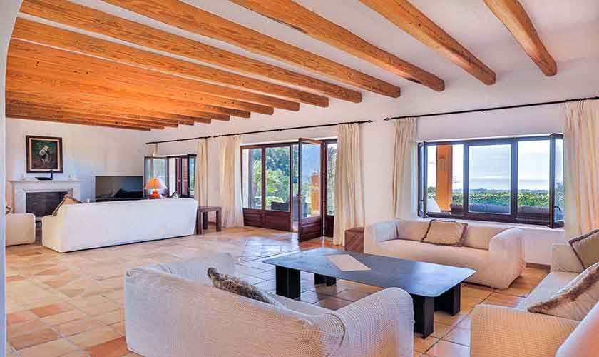Wohnraum Finca Mallorca Vall d´Or PM 6621