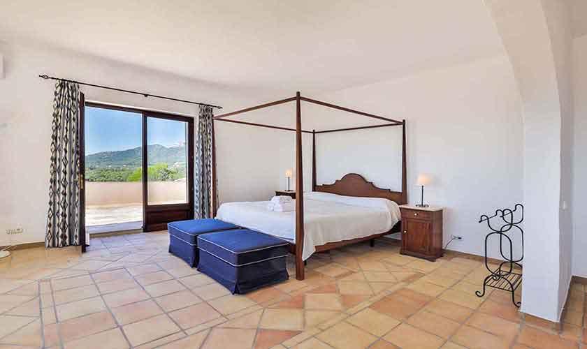 Schlafzimmer Finca Mallorca Vall d´Or PM 6621