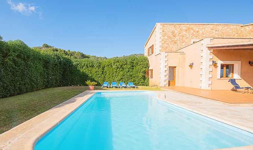 Pool und Ferienfinca Mallorca PM 6522