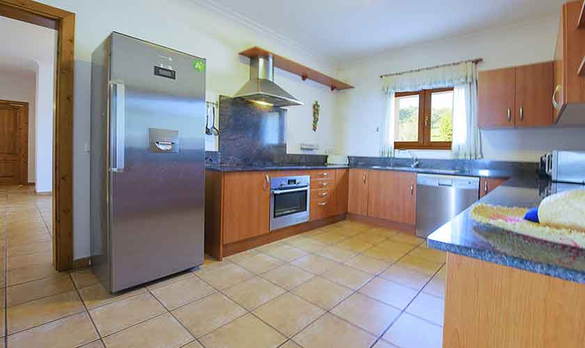 Küche Ferienfinca Mallorca PM 6522