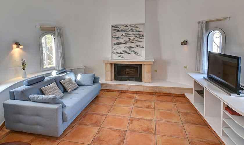 Wohnraum Ferienhaus Mallorca 6 Personen PM 6623