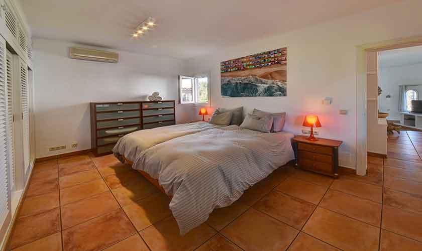 Schlafzimmer Ferienhaus Mallorca 6 Personen PM 6623