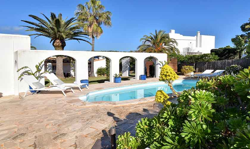 Pool und Ferienhaus Mallorca 6 Personen PM 6623