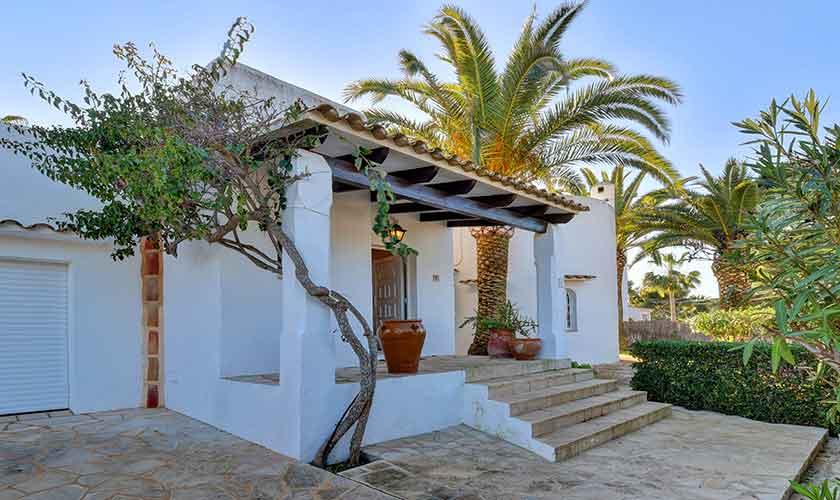 Eingang Ferienhaus Mallorca 6 Personen PM 6623