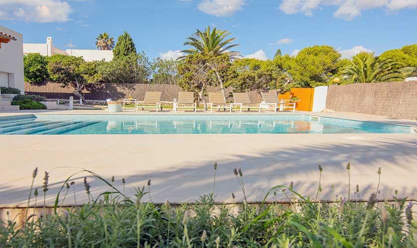 Poolblick Ferienvilla Mallorca PM 6624