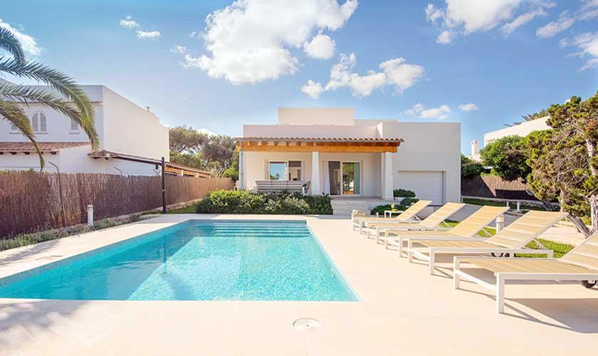 Pool und Ferienvilla Mallorca PM 6624