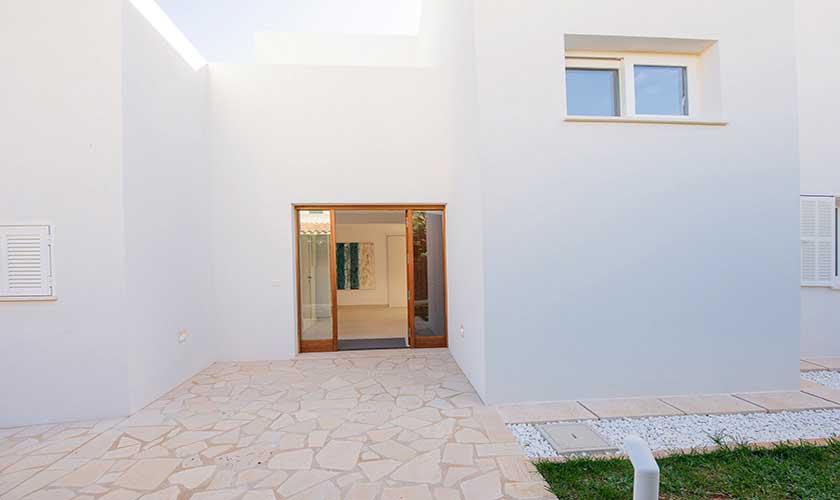 Entrada Ferienvilla Mallorca PM 6624