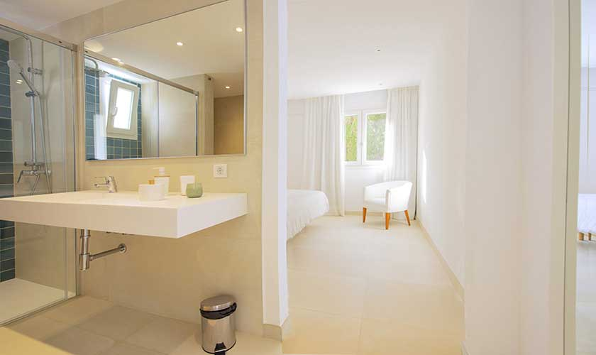 Badezimmer Ferienvilla Mallorca PM 6624