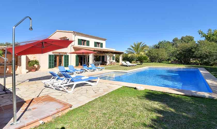 Pool und Finca Mallorca für 10 Personen PM 6624