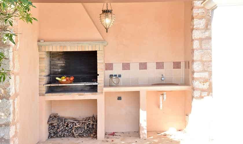 Grillplatz Finca Mallorca für 10 Personen PM 6624