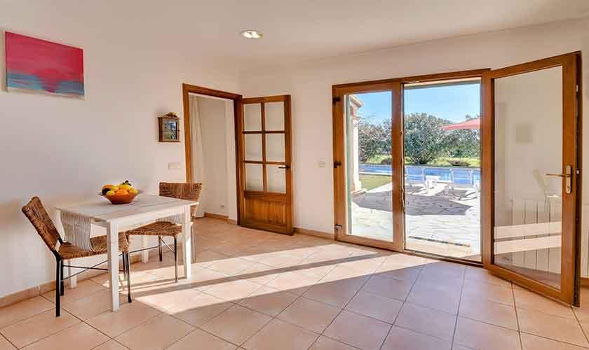 Küche Finca Mallorca für 10 Personen PM 6624