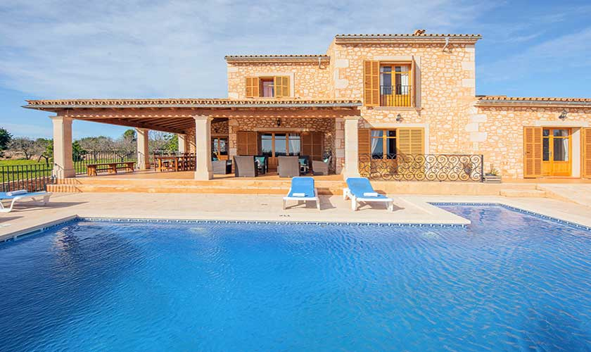 Pool und Finca Mallorca PM 6625