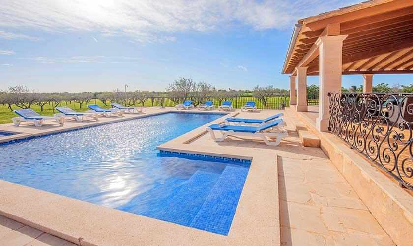 Pool und Finca Mallorca PM 662
