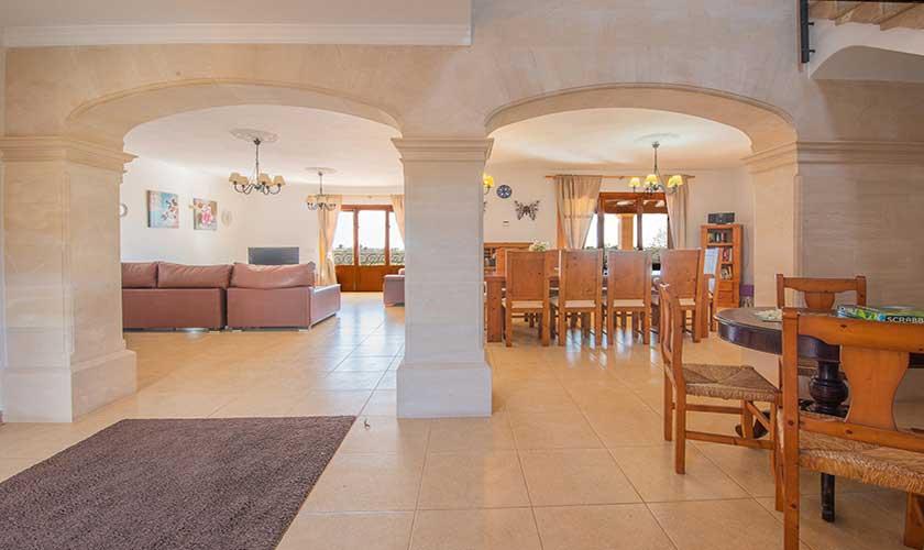Eingangshalle Finca Mallorca PM 6625