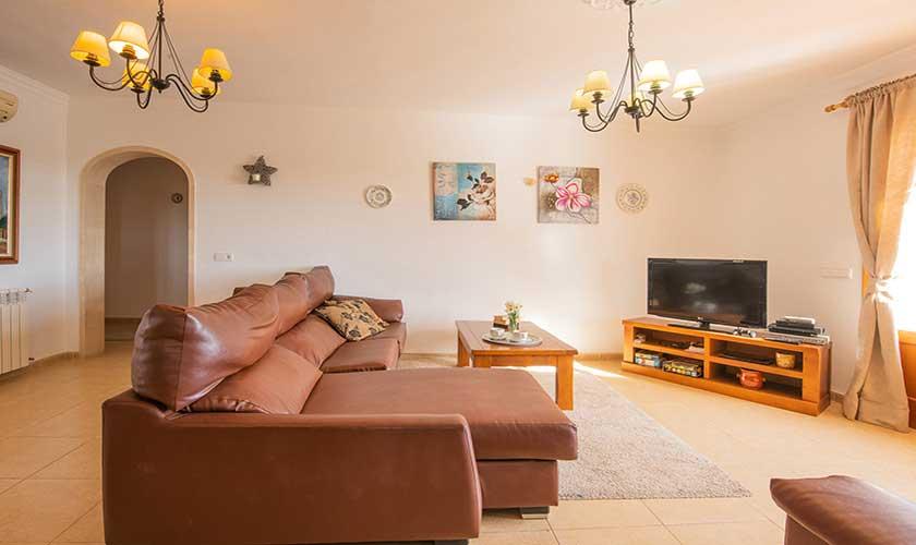 Wohnraum Finca Mallorca PM 6625