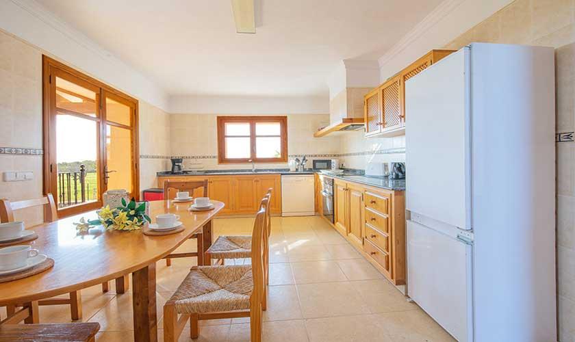 Küche Finca Mallorca PM 6625