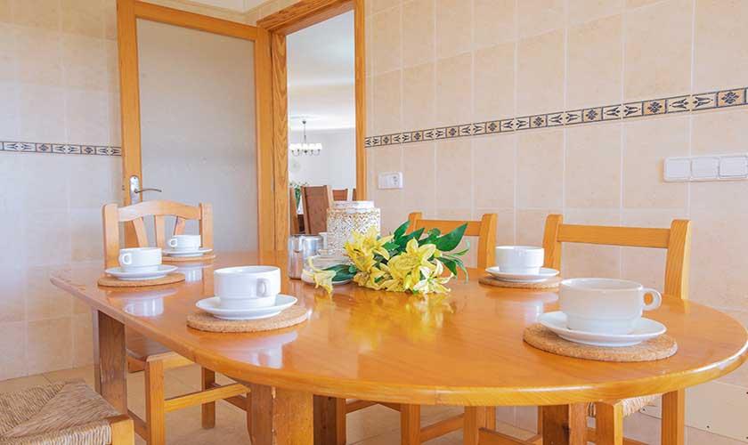 Küchentisch Finca Mallorca PM 6625